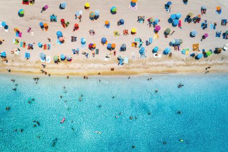life's a beach jigsaw puzzle, 1000 pieces