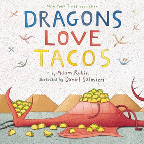 dragons love tacos, kid's book