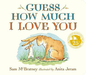 guess how much I love you, kid's book