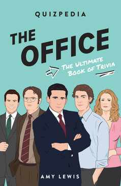 the office quizpedia, humor, book