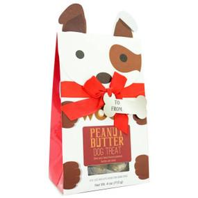 dog peanut butter pet treat