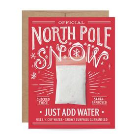 mail a snowball card
