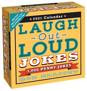 laugh out load jokes 2021 calendar
