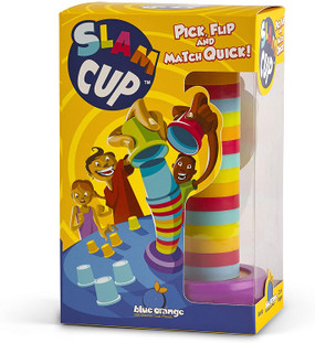 slam cup, speed game