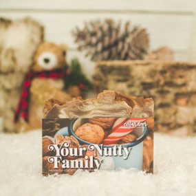 your nutty family holiday soap