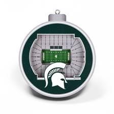 MSU stadium ornament