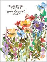 gardeners joy anniversary card