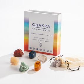 chakra stone pack, healing