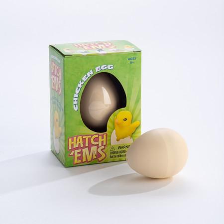 chicken eggs (hatch'ems), baby chicks