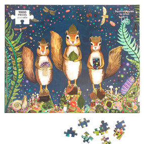 squirrel royale 1000 piece puzzle
