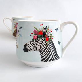 haute house jungle mug