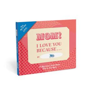 mom, I love you because
