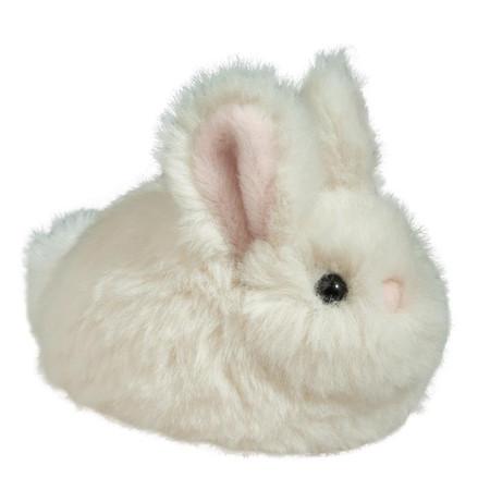 lil' bitty bunny, white