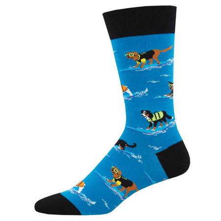 hang 16 mens crew socks