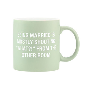 being married mug