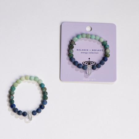 balance and reflect bracelet