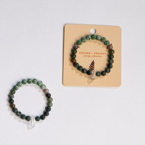 ground and protect bracelet