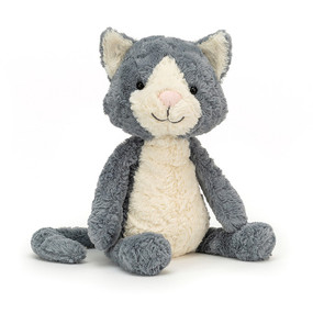 tuffet cat stuffed animal