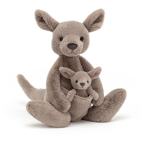 kara kangaroo stuffed animal