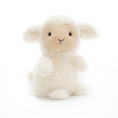 little lamb stuffed animal
