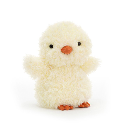 little chick stuffed animal