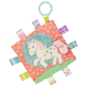 taggies crinkle me painted pony