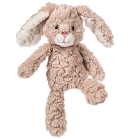 tan putty bunny stuffed animal