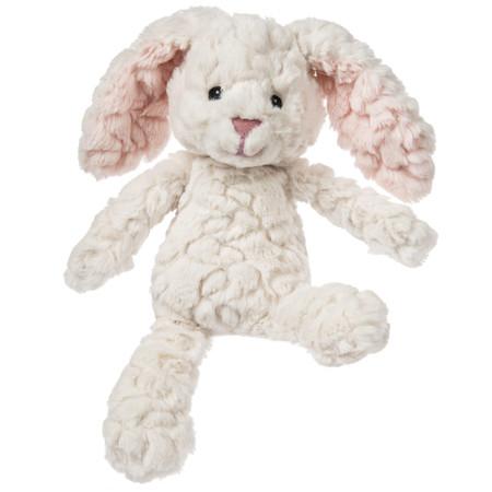 cream putty bunny stuffed animal