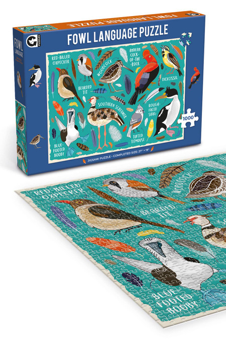 fowl language puzzle