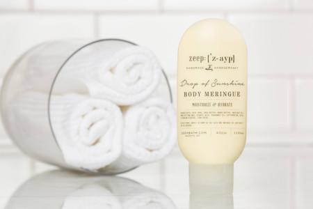 body meringue, drop of sunshine
