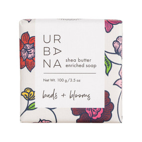 buds and blooms soap bar