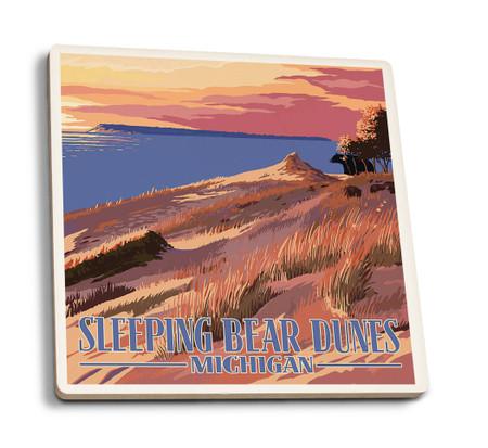 sleeping bear dunes coaster