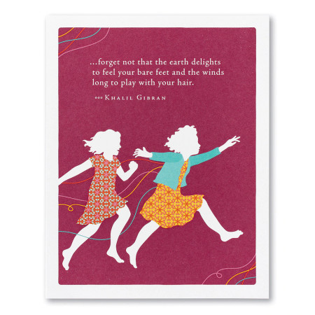 forget not birthday, greeting card