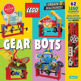 lego gear bots, lego kit