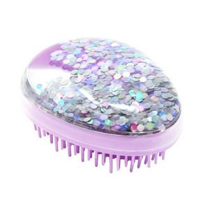 shimmer and shine detangling brush purple