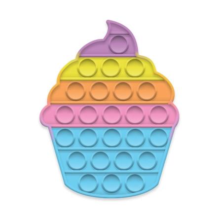OMG pop fidgety cupcake