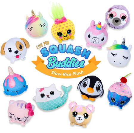 squash buddies
