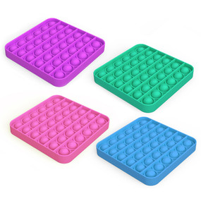 OMG pop fidgety square (assorted)