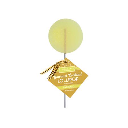 limoncello cocktail lollipops