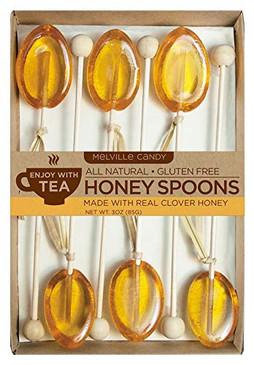 kosher clover honey spoons