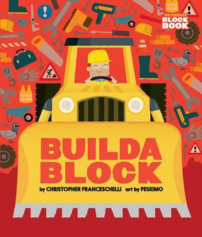 buildablock, children's book