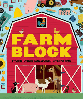 farmablock, children's book