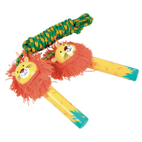 lion skipping rope