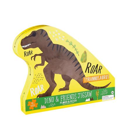 dinosaur 40 piece jigsaw puzzle