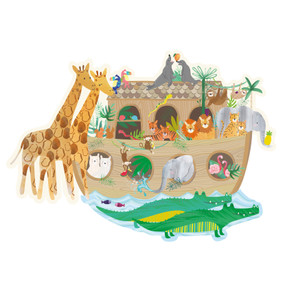 jungle 100 piece 3 in 1 jigsaw puzzle