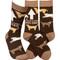 awesome dog dad mens socks