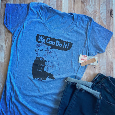 we can do it t-shirt, COVID, vaccine