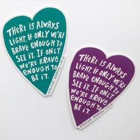 amanda gorman sticker, inauguration  poem