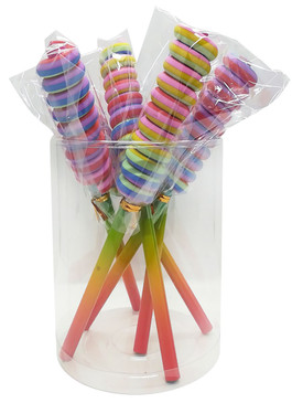 lollipop scented pencil and eraser