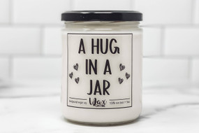 a hug in a jar - vanilla
